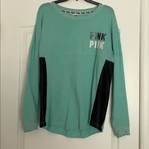 VICTORIA SECRET PINK LONG SLEEVE T SHIRT